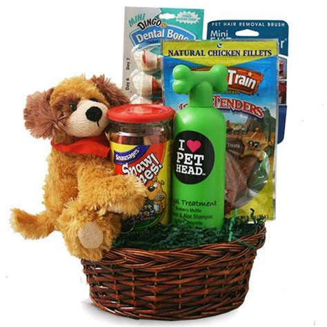 new puppy gifts new gift basket school is back in session