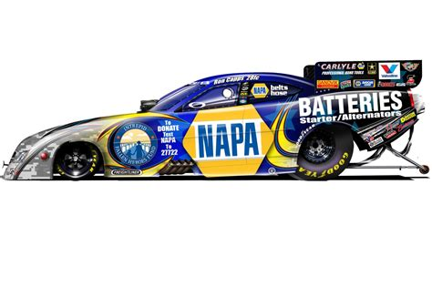 paint scheme racing napa know how blog autos post