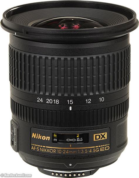 best 24mm lens for nikon dx team lenses