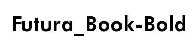 futura gratis futura book bold descargar fuente gratis en allfont es