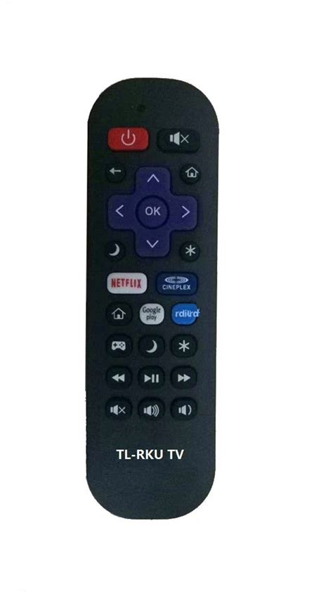 Remote Tv Polytron Tcl Furichi new replaced rc280 tcl remote fit for tcl roku ready tv 32s3850 32s3700 40fs3850