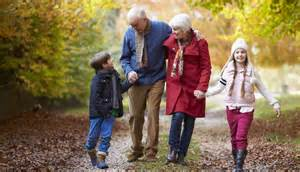 the benefits of the outdoors for seniors