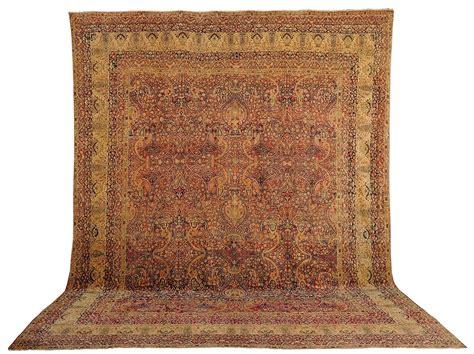 tappeti kirman grande tappeto kirman laver xviii secolo tapis