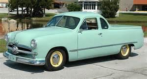 Flat Black Shoebox 1950 Ford Ute Shoebox 2 The Shoebox Ford
