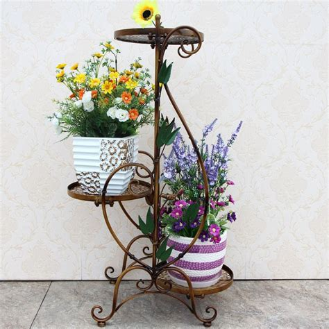 Plant Holder - find more information about fashion iron flower stand
