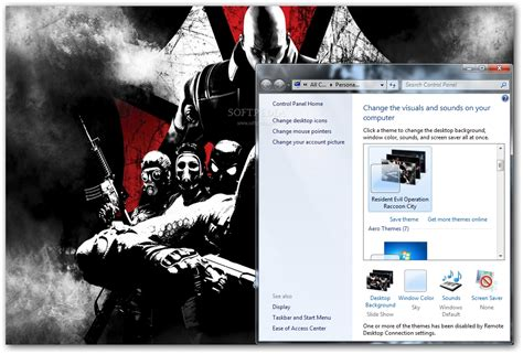 pc themes operating hours resident evil operation raccoon city theme download