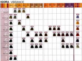 igora royal color chart igora hair color hairstylegalleries