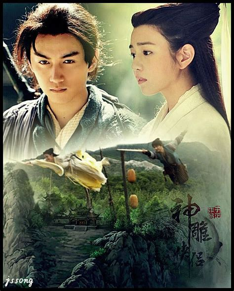 film romance of the condor 36 best images about the condor heroes 2014 on pinterest