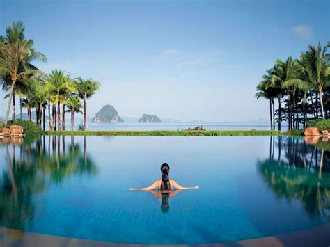 krabi thailand the junction of beaches and islands found