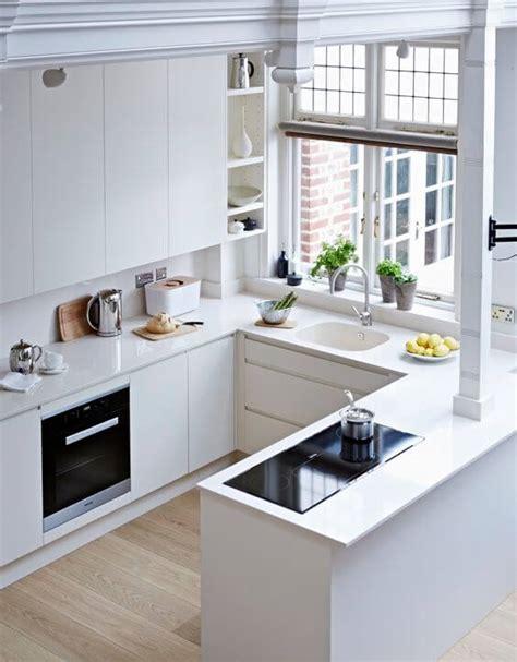 contemporary white kitchen designs k 252 231 252 k mutfak modelleri ve alan kazand箟r箟c箟 199 246 z 252 mler