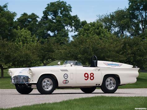 experimental design race ford thunderbird experimental race car 1957 ford retro