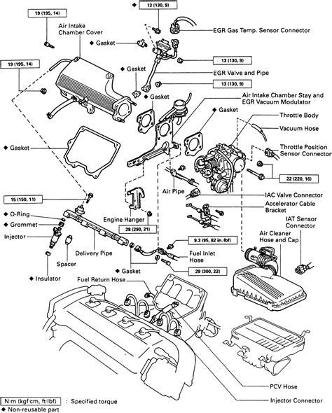 Toyota Fuel System Service 1nz Fe Engine Diagram Wiring Diagrams