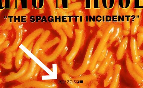 guns n roses spaghetti incident mp3 download this 1993 guns n roses album cover includes a message