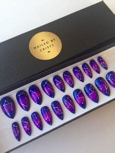 Cocolatte Pockit 789 Purple Blue 1000 ideas about glue on nails on press on nails nail glue and nail set