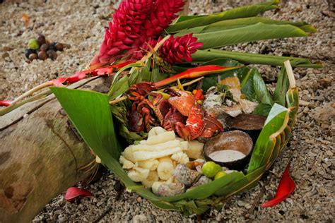 Eat At Island In Kitchen coconut crab and seafood platter recipe sbs food