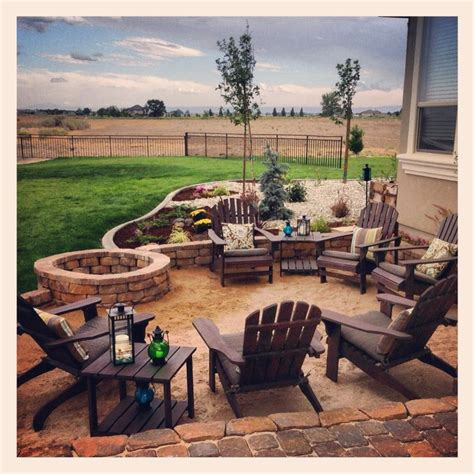 Sand Backyard Ideas by Backyard Firepit Some Interesting Ideas Style