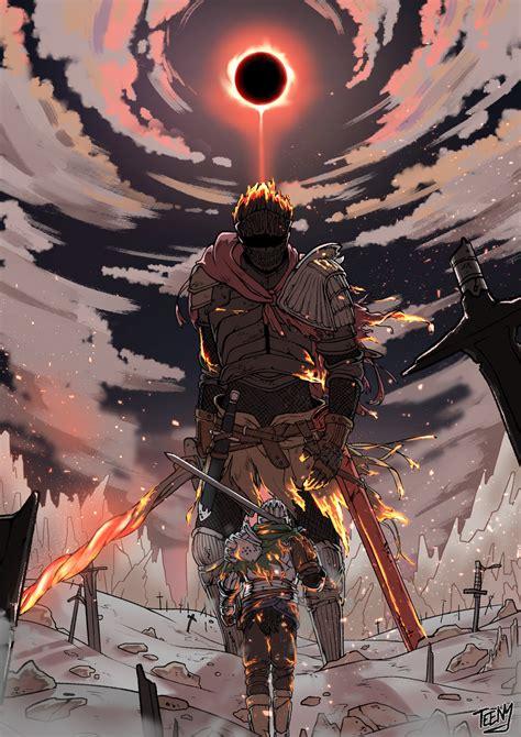 The Soul Of The soul of cinder souls iii zerochan anime image board