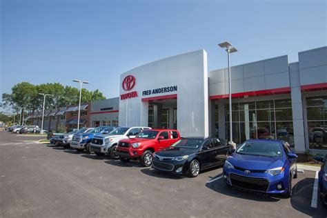 South Carolina Toyota Dealers Fred Toyota Of Columbia West Columbia South