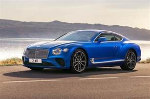 Bentley Continental Gt Uk Opinion Why The New Bentley Continental Gt Is Different