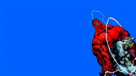 thor wallpaper hd 1920x1080 red hulk fighting thor hd desktop wallpaper widescreen