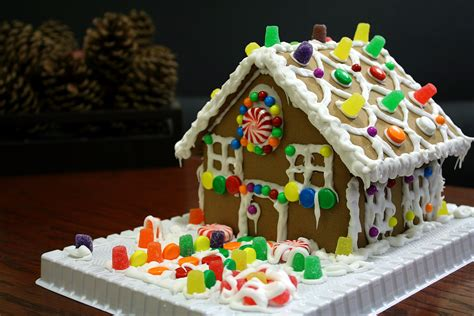 Gingerbread House by Where To Build A Gingerbread House In San Diego