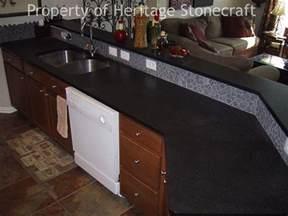 black granite kitchen countertops voqalmedia