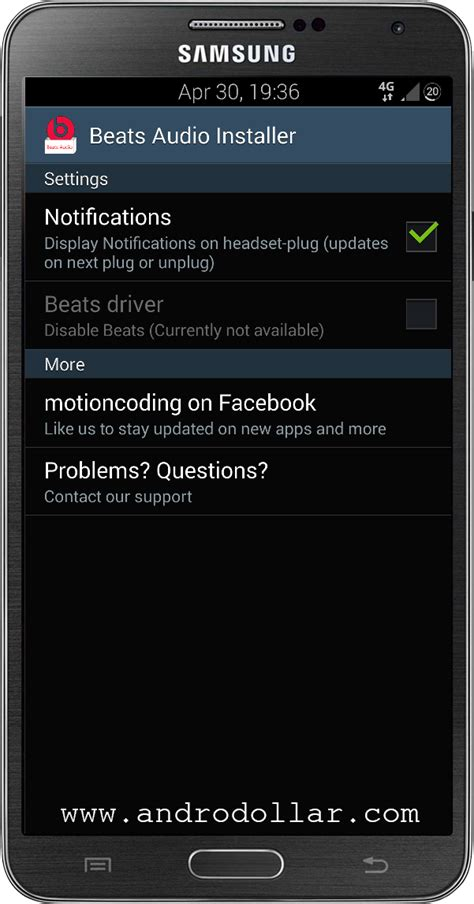 beats audio apk beats audio installer apk install how to install beats