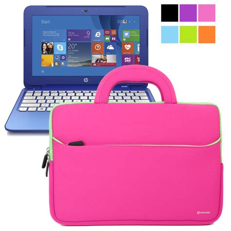 Sleave Hp 10 Inchi notebook handle carrying cover sleeve bag for hp