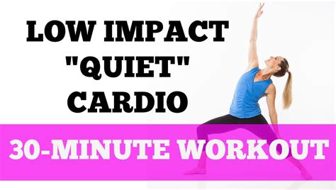 burning cardio low impact barefoot 30