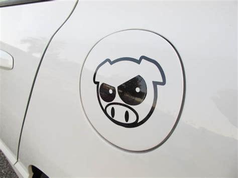 Jdm Sticker Angry Pig jdm angry pig car windows bumper vinyl sticker decal