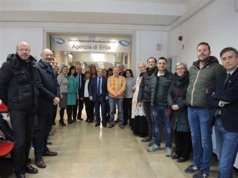 inps pavia orari erba inaugurati i nuovi uffici inps l ex tribunale