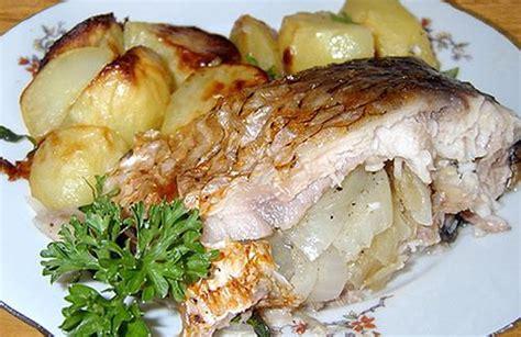 cucinare la carpa сазан в духовке на 171 подушке 187 пошаговой рецепт