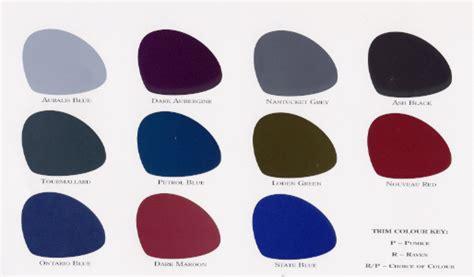 uk colors colours trim