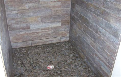 ceramic wood tile bathroom 1000 ideas about faux wood tiles on pinterest wood