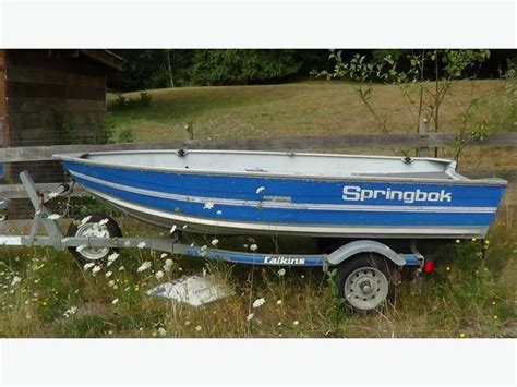 bass boat for sale halifax 12 springbok aluminum boat cobble hill cowichan