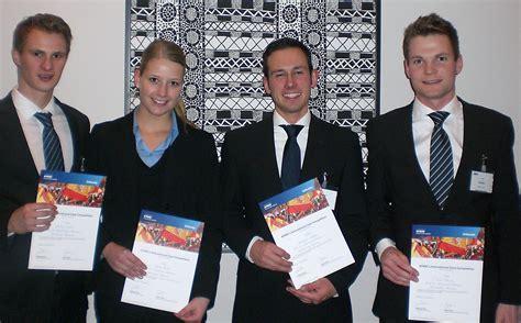 Bewerbung Kpmg Hochschule Bremen Studierende Gewinnen Regionale Qualifikation Der Kpmg S International