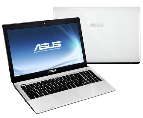 Laptop Asus White asus r500a colour series notebook white