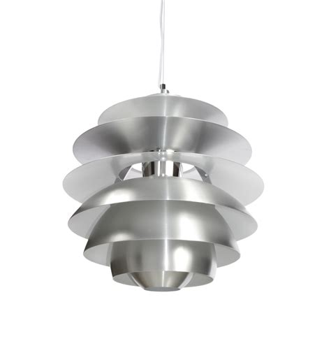 Replica Pendant Lights Replica Louis Poulsen Ph Snowball Pendant L Silver