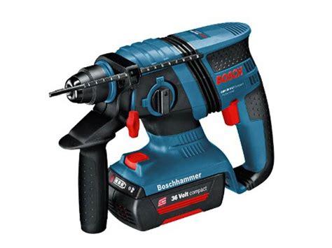 Bor Hammer Bosch bosch gbh36vlicp s 36v sds hammer drill 1 x 1 3ah ec motor