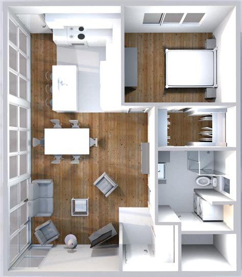 Garage Plan Design maison mini passive