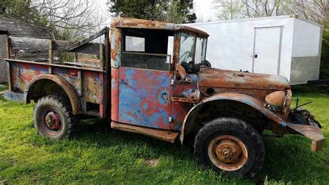 1953 dodge power wagon but almost ready 1953 dodge power wagon