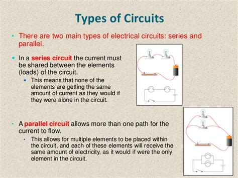 excellent what are two types of electrical circuits