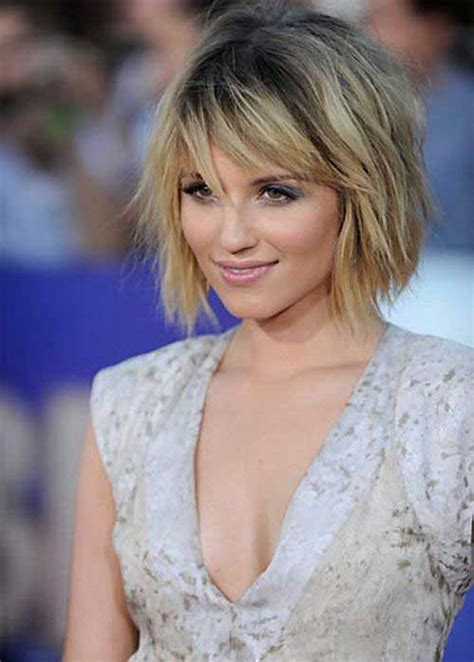 choppy hair for 29 year ild 15 short layered haircuts with bangs 2014 short