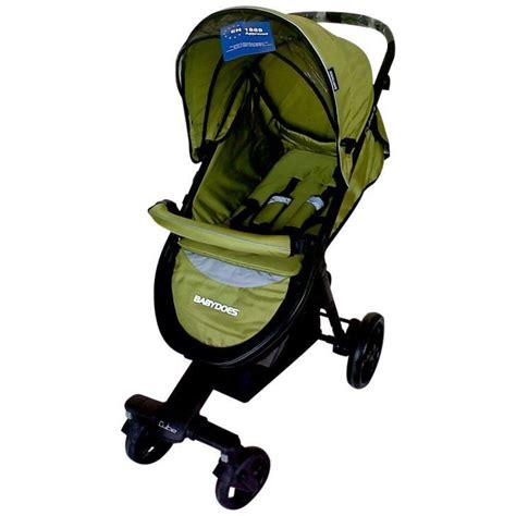 Kereta Dorong Bayi Merk Babydoes pusat harga kereta bayi pliko stroller babydoes cube 4