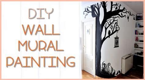 wall murals diy diy tree wall mural quiros