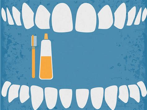 powerpoint templates for dental presentations dentist ppt backgrounds blue health medical white