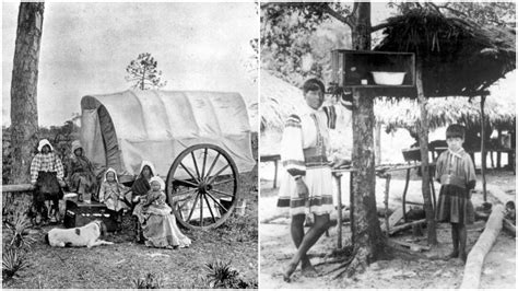 the seminole indians of florida genealogy trails happy curious gulf coast asks what motivated early settlers of