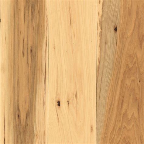 mohawk arlington country natural hickory 3 4 in thick x 5