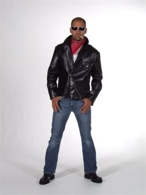 biker jacket  james dean kostuem karneval motto