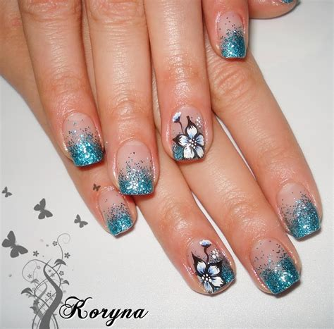 gel nail designs for middle aged women my nails glitter uv gel nails